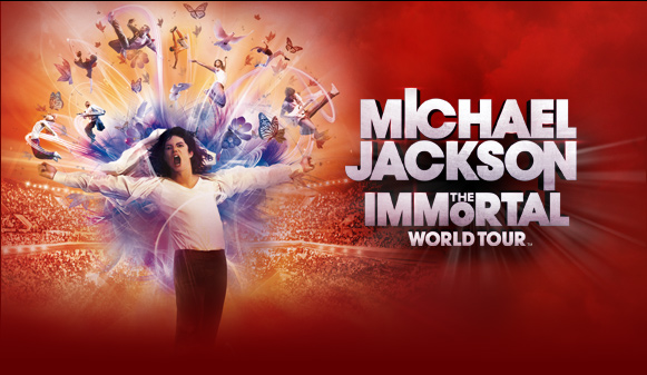 Michael Jackson's family kick off Cirque Du Soleil's Michael Jackson the Immortal World Tour