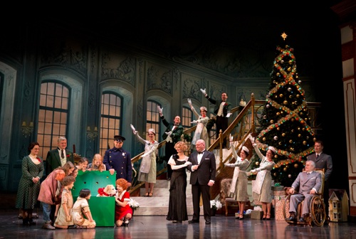"""Annie"" cast performs at the Pantages Theatre in Hollywood. Photo by Joan Marcus, Courtesy: Hollywood Pantages Theatre"