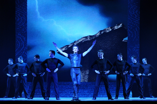 The international Irish dance phenomenon returns by popular demand with RIVERDANCE - The 20th Anniversary World Tour will open at the Pantages Theatre in Hollywood on Dec. 1 and will run through Dec. 6.