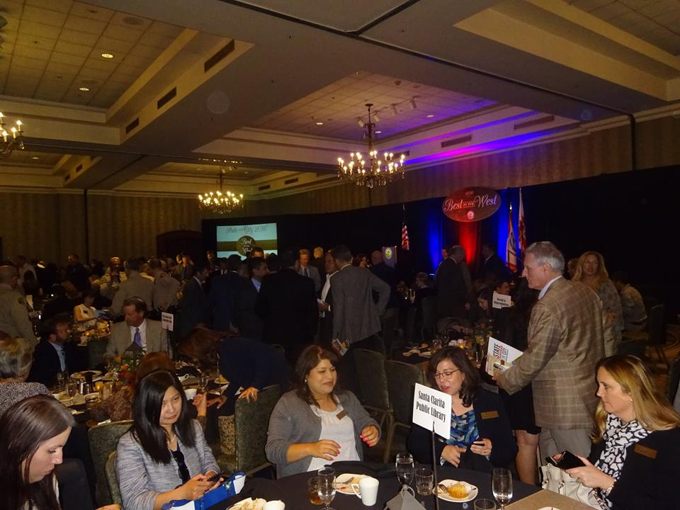 "The City of Santa Clarita hosted its annual State of the City Luncheon with this year's theme, ""Best of the West."""