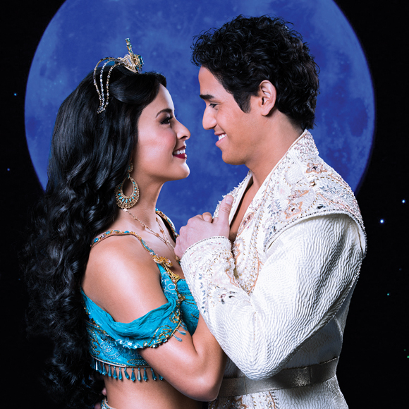 Aladdin-couple
