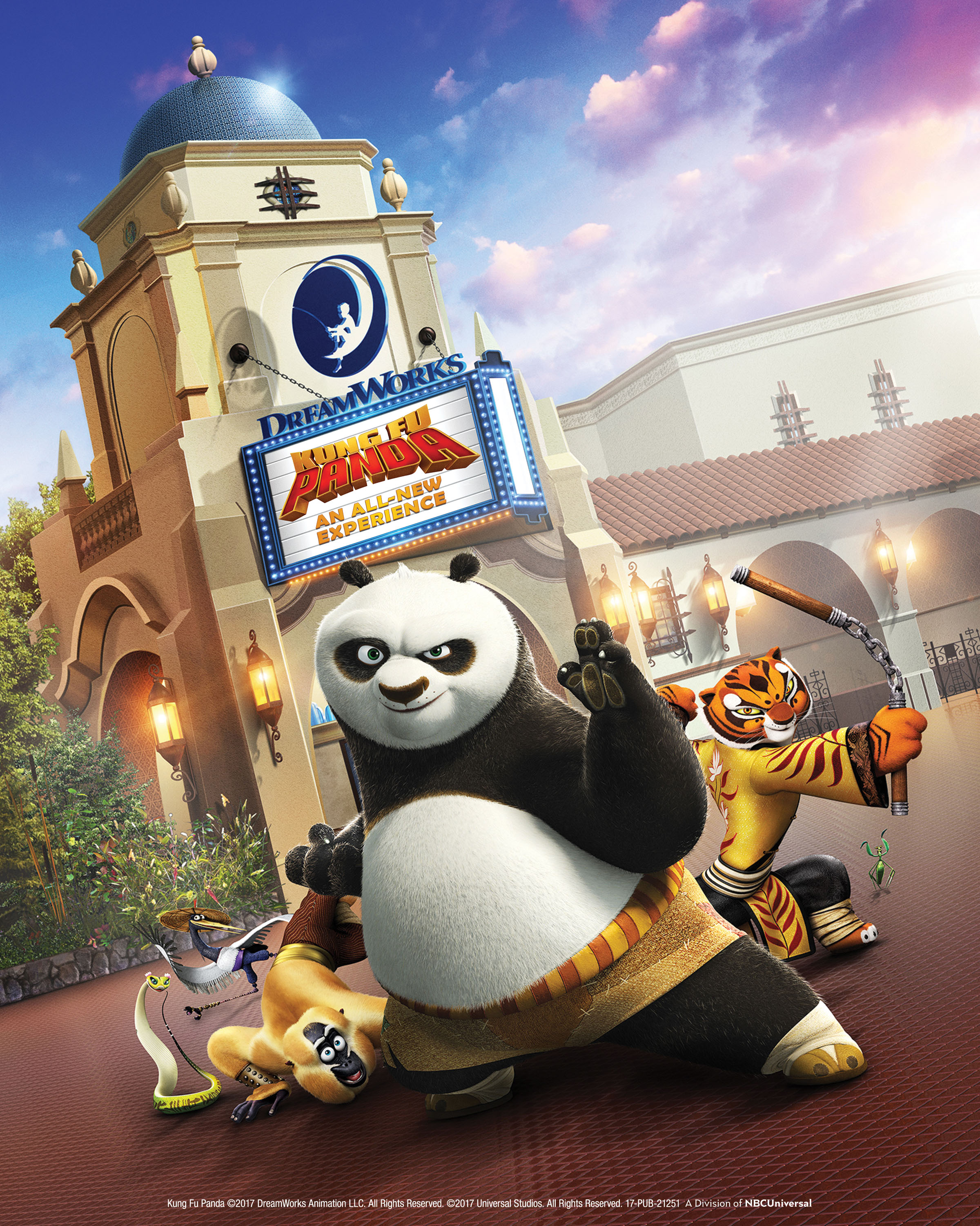 DreamWorks Theatre at Universal Studios Hollywood