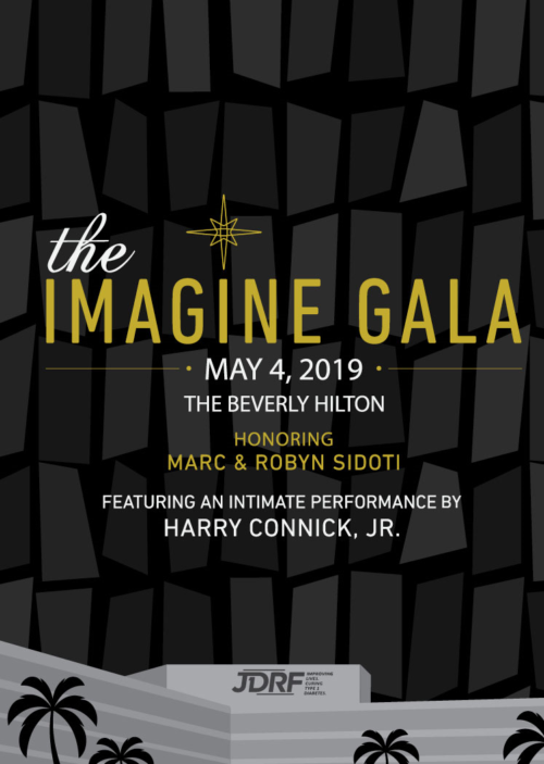 Los Angeles Imagine Gala Benefits JDRF in their fight against type 1