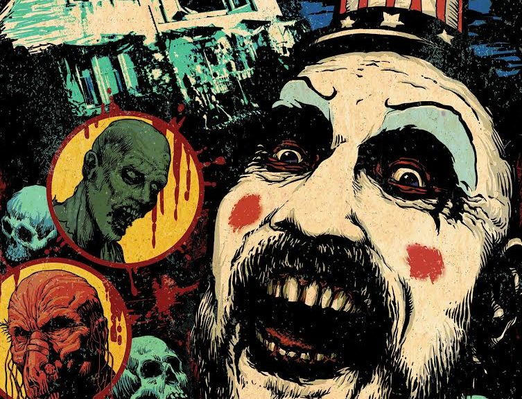 Rob Zombie S Cult Classic Movie From Lionsgate House Of