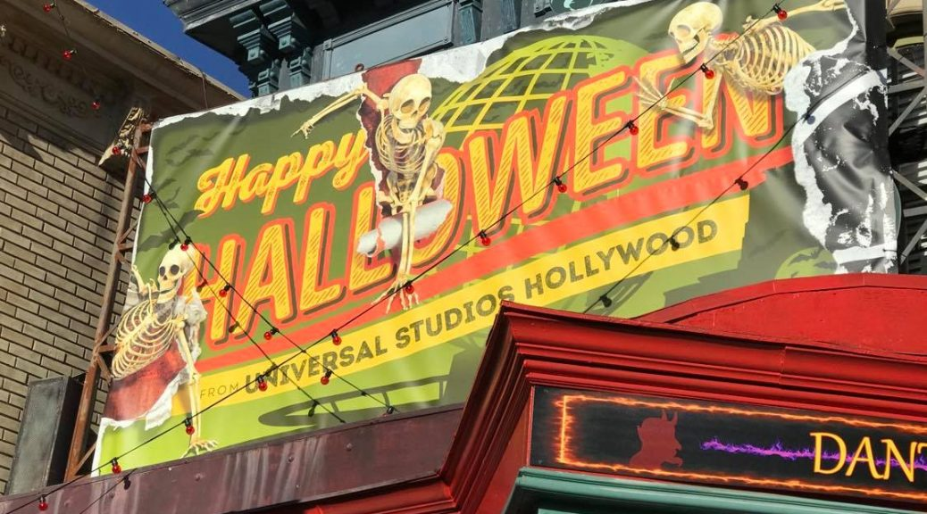 A lot of spooky things are happening at Universal Studios Hollywood, Horror Nights Sept. 9- Oct. 31. Park visit Photos by Margie Anne Clark/Sept. 8, 2021